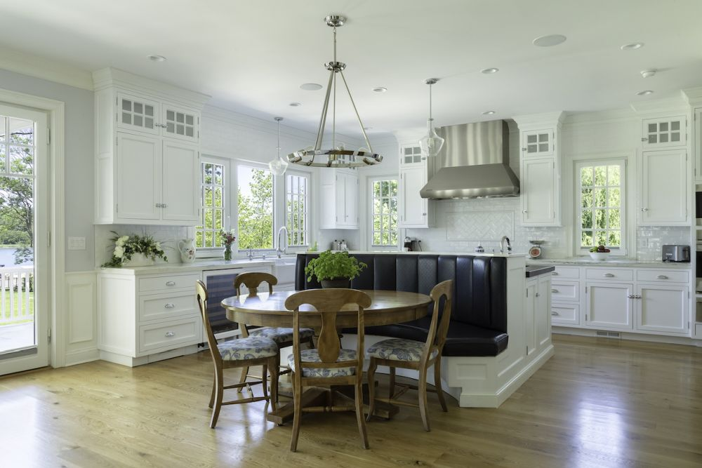 1565086094 537 white kitchens are a great choice no matter your favorite design style - White Kitchens are a Great Choice No Matter Your Favorite Design Style