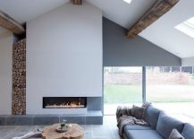 1565163361 968 spectacular and cozy living rooms with ceiling beams 25 trendy ideas inspirations - Spectacular and Cozy Living Rooms with Ceiling Beams: 25 Trendy Ideas, Inspirations