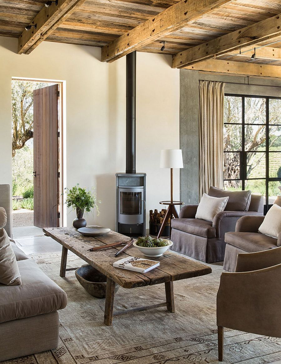 1565163362 782 spectacular and cozy living rooms with ceiling beams 25 trendy ideas inspirations - Spectacular and Cozy Living Rooms with Ceiling Beams: 25 Trendy Ideas, Inspirations