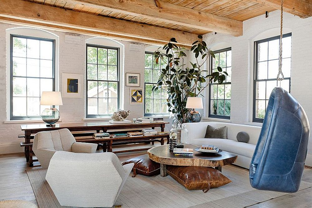 1565163363 546 spectacular and cozy living rooms with ceiling beams 25 trendy ideas inspirations - Spectacular and Cozy Living Rooms with Ceiling Beams: 25 Trendy Ideas, Inspirations