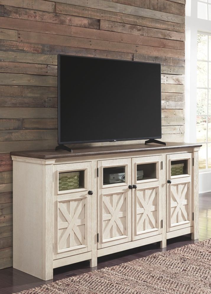 1565261387 350 farmhouse tv stand ideas with extra charming designs - Farmhouse TV Stand Ideas With Extra Charming Designs