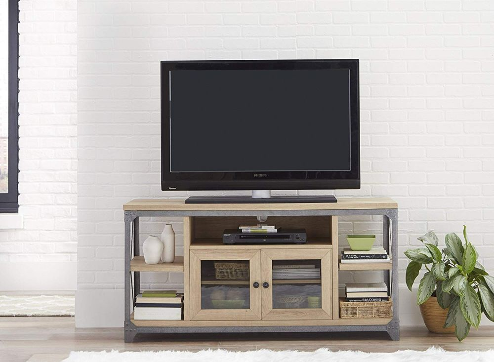 1565261388 710 farmhouse tv stand ideas with extra charming designs - Farmhouse TV Stand Ideas With Extra Charming Designs