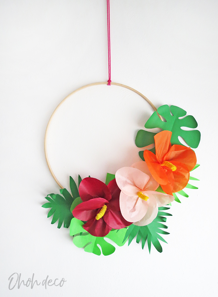 1565617262 479 diy paper flowers and how to decorate your home with them - DIY Paper Flowers and How To Decorate Your Home With Them