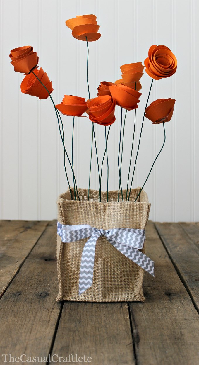 1565617262 780 diy paper flowers and how to decorate your home with them - DIY Paper Flowers and How To Decorate Your Home With Them