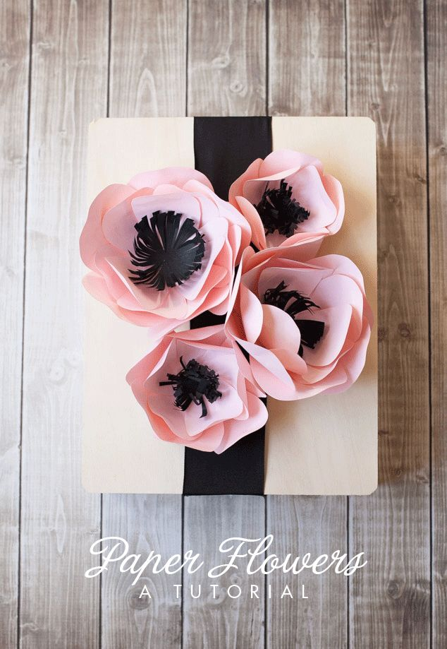 1565617262 912 diy paper flowers and how to decorate your home with them - DIY Paper Flowers and How To Decorate Your Home With Them