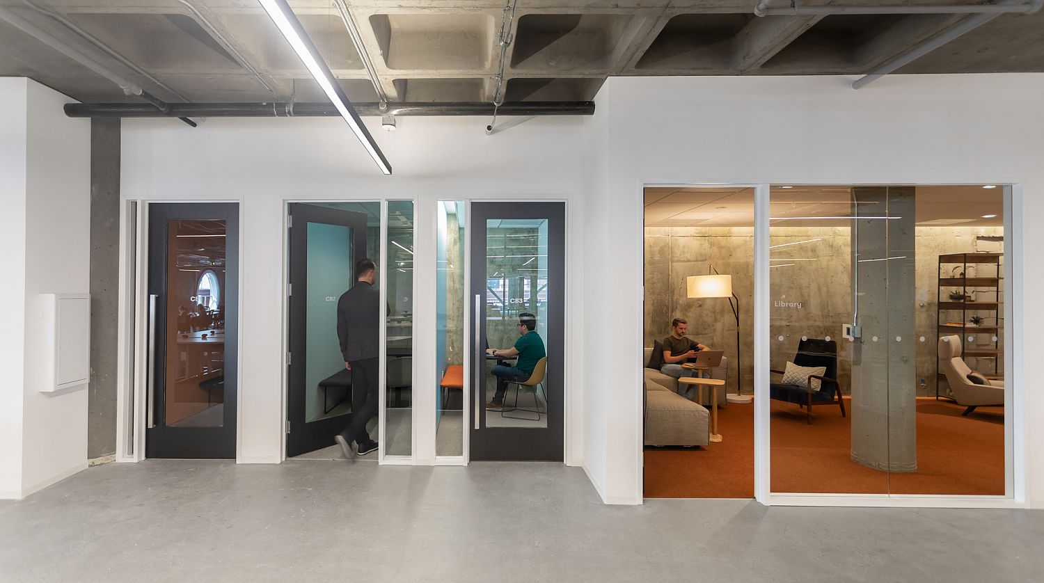 1565874914 666 spacious contemporary minimal office in san francisco feels casual and classy - Spacious Contemporary-Minimal Office in San Francisco Feels Casual and Classy