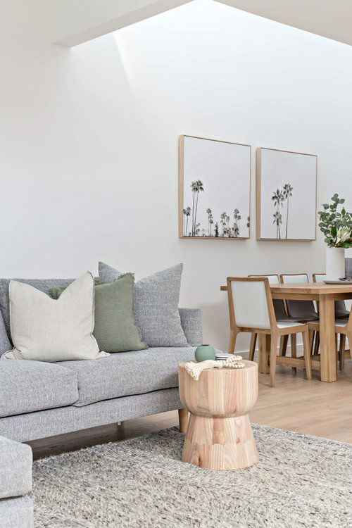 Interiors With Soft and Muted Colour Palette 12