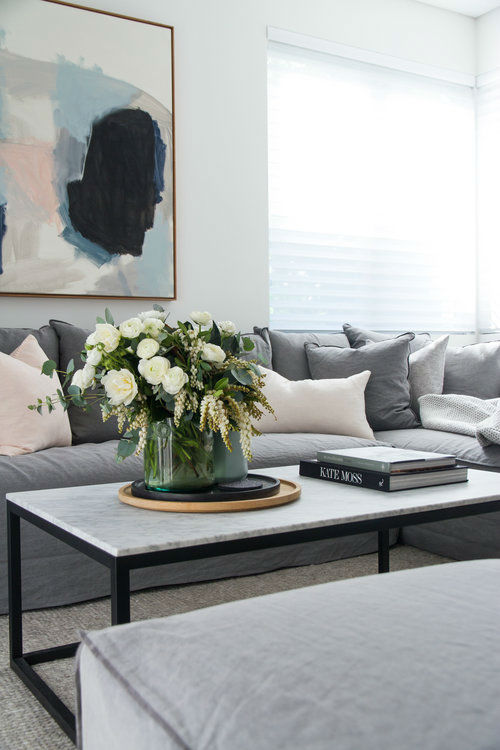 Interiors With Soft and Muted Colour Palette 2
