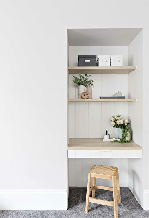 Interiors With Soft and Muted Colour Palette 21