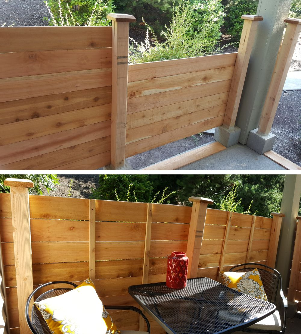 1566477702 57 10 simple fence ideas for those who love to do things themselves - 10 Simple Fence Ideas For Those Who Love To Do Things Themselves