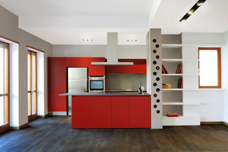 1566477764 864 cool ideas to steal if you want a red kitchen - Cool Ideas To Steal If You Want A Red Kitchen