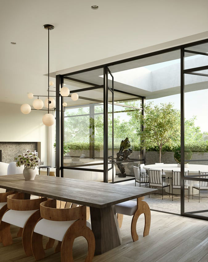 Sophistication and Timelessness interior design 6