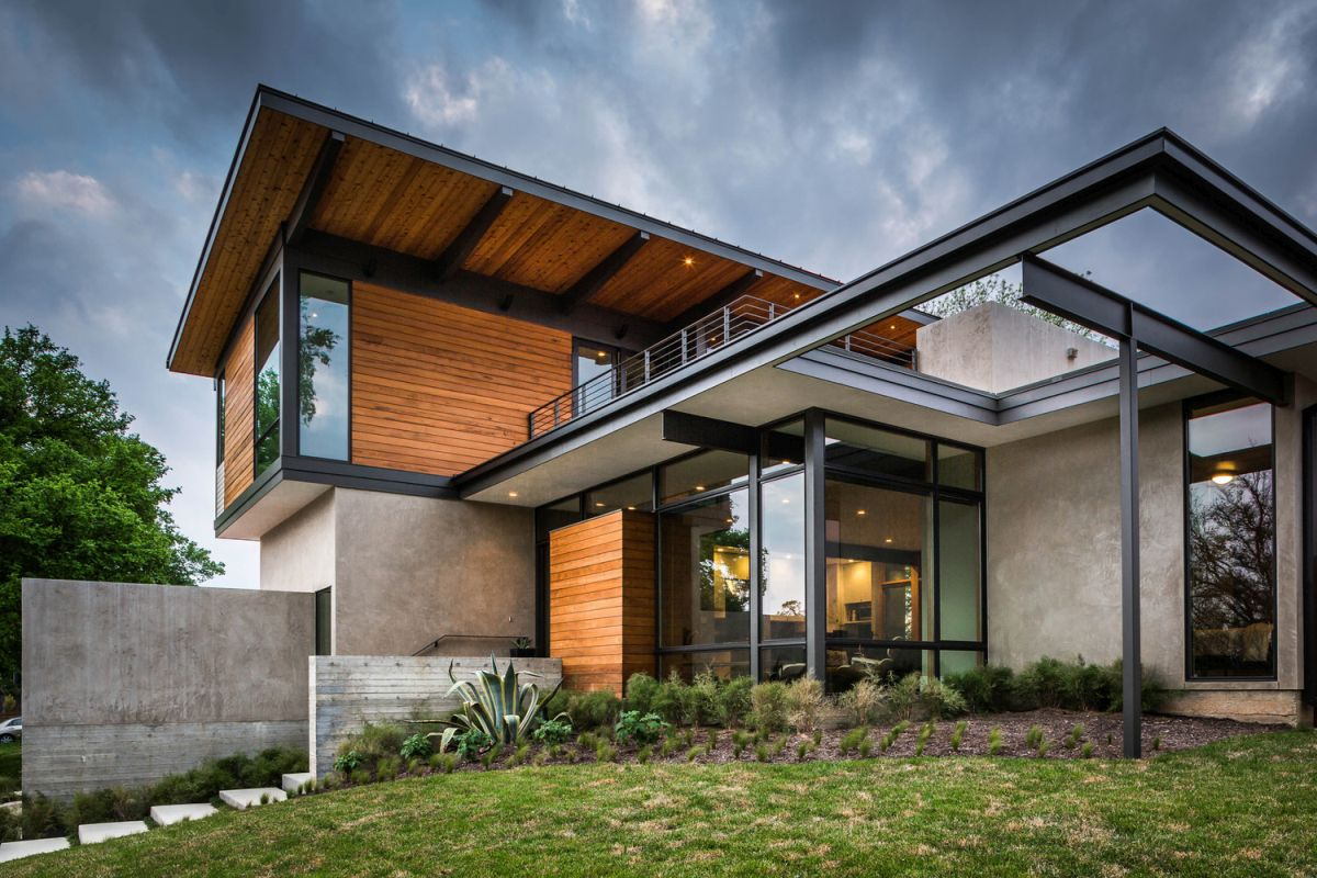 1566561541 866 dont want a typical american house look at these very different home designs - Don't Want a Typical American House? Look at These Very Different Home Designs