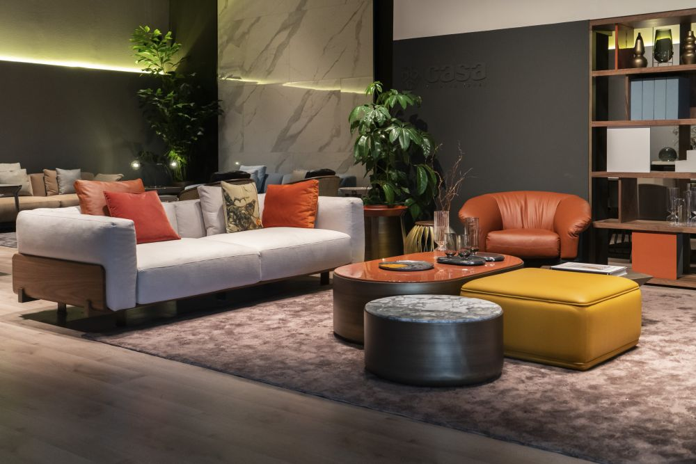 1566907051 282 fresh pairings of sofas and coffee tables to enliven your living room - Fresh Pairings of Sofas and Coffee Tables to Enliven Your Living Room