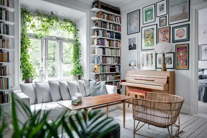 a charming apartment which boasts unique design elements - A Charming Apartment Which Boasts Unique Design Elements