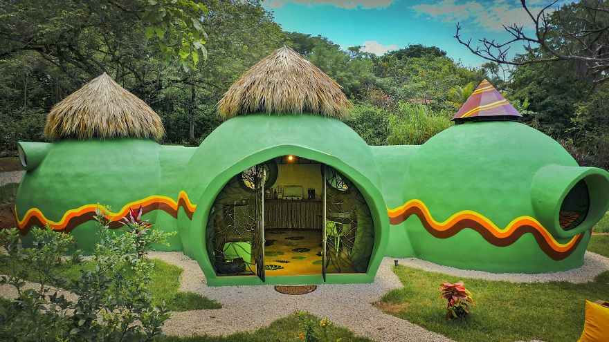 a magical little house in the montezuma jungle - A Magical Little House In The Montezuma Jungle