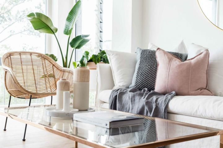 interiors with soft and muted colour palette - Interiors With Soft and Muted Colour Palette