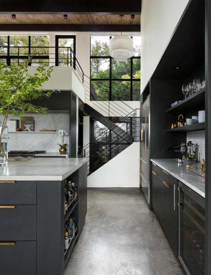 midcentury modern seattle loft - Midcentury Modern Seattle Loft