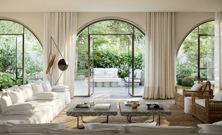 Sophistication and Timelessness interior design