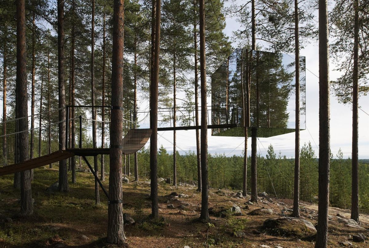 10 wonderful hotel cabins that reconnect us with nature - 10 Wonderful Hotel Cabins That Reconnect Us With Nature