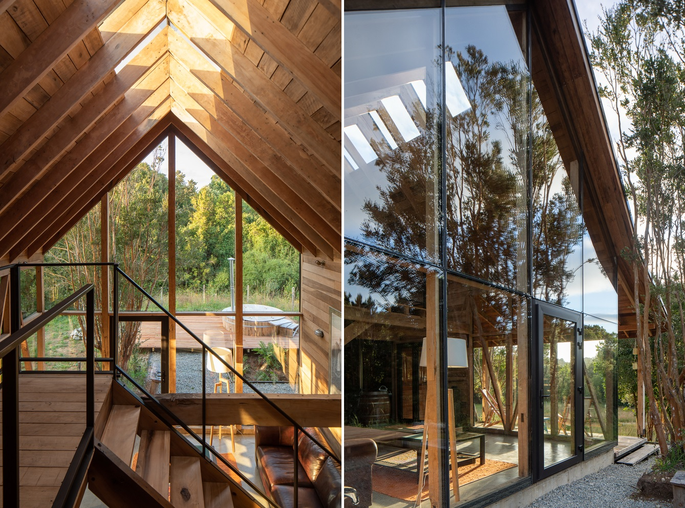 1567410255 325 modern lodge disguised as traditional using wooden shingles - Modern Lodge Disguised As Traditional Using Wooden Shingles