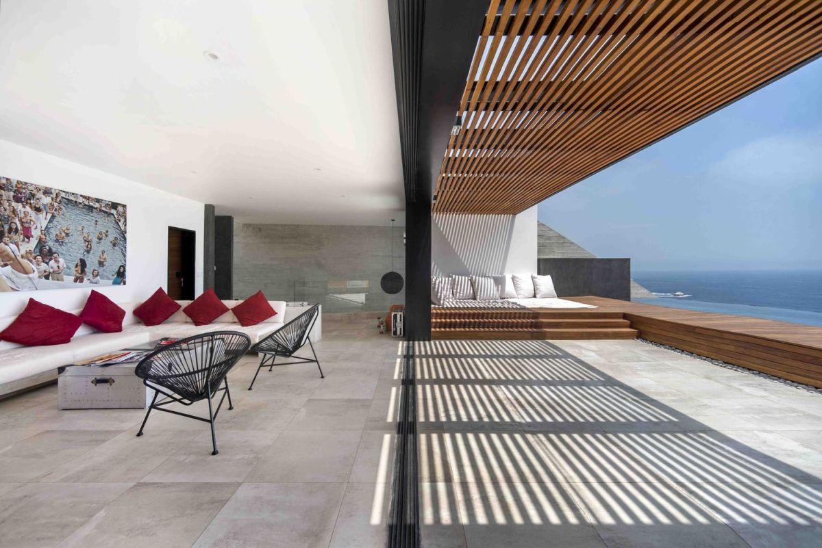 1567587287 114 beautiful houses with modern pergola extensions - Beautiful Houses With Modern Pergola Extensions