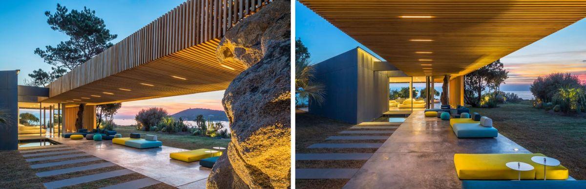 1567587289 474 beautiful houses with modern pergola extensions - Beautiful Houses With Modern Pergola Extensions