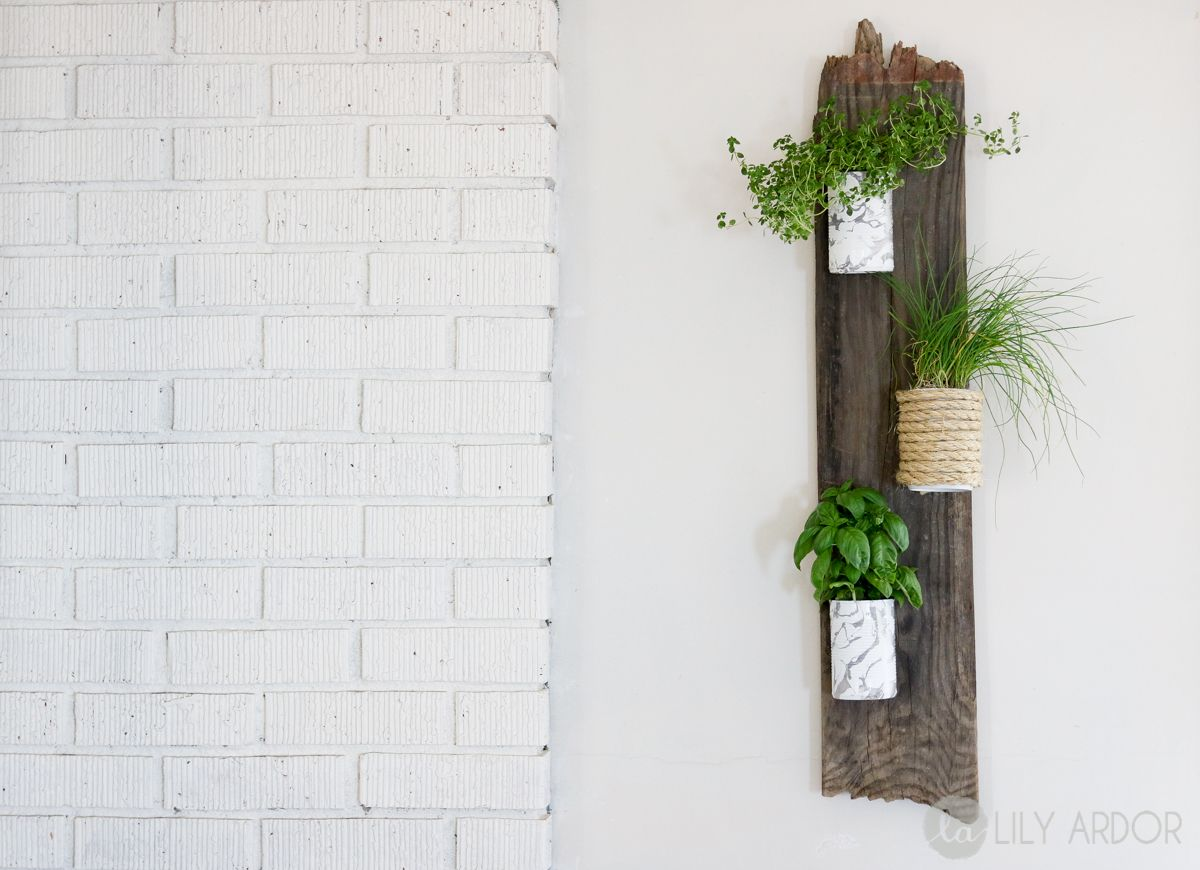 1567594061 5 15 stylish ways to make a hanging wall vase or planter - 15 Stylish Ways To Make A Hanging Wall Vase Or Planter