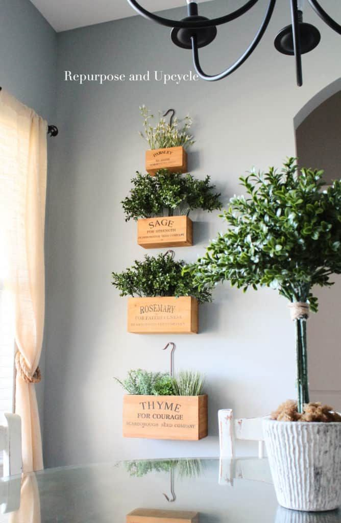 1567594061 608 15 stylish ways to make a hanging wall vase or planter - 15 Stylish Ways To Make A Hanging Wall Vase Or Planter