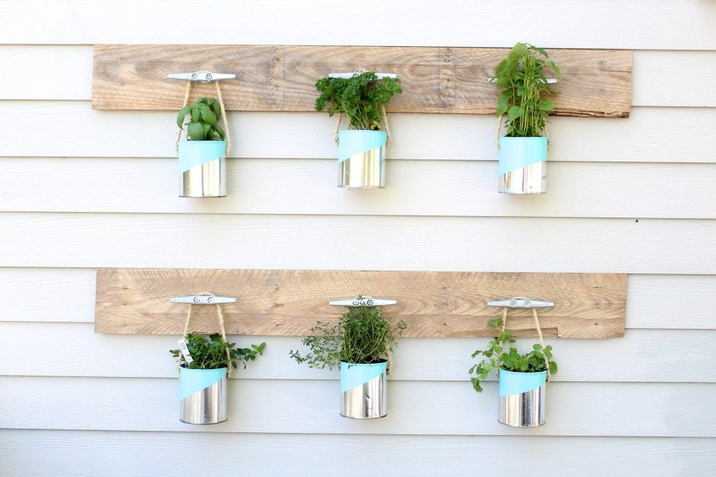 1567594061 776 15 stylish ways to make a hanging wall vase or planter - 15 Stylish Ways To Make A Hanging Wall Vase Or Planter