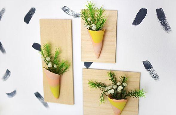 1567594062 350 15 stylish ways to make a hanging wall vase or planter - 15 Stylish Ways To Make A Hanging Wall Vase Or Planter