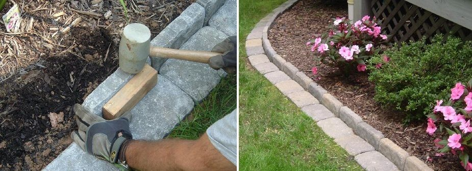 1567606327 701 10 lawn edging techniques great for diy landscaping - 10 Lawn Edging Techniques Great For DIY Landscaping
