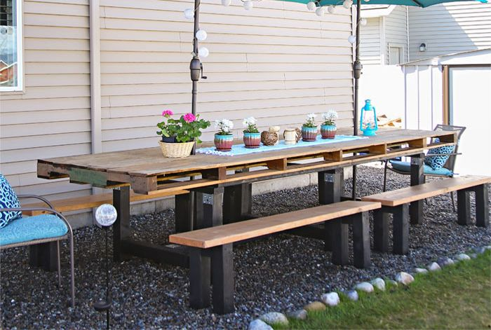 1567755534 647 clever pallet project ideas for every room - Clever Pallet Project Ideas For Every Room