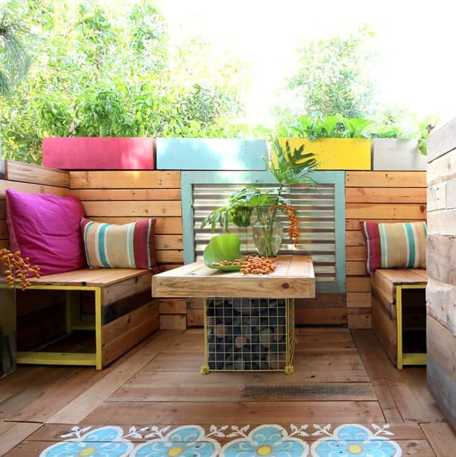 1567755534 648 clever pallet project ideas for every room - Clever Pallet Project Ideas For Every Room
