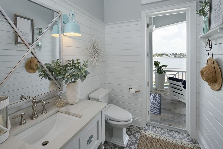 1567801486 769 3 styles to give the tiny powder room a spacious look 30 fab ideas - 3 Styles to Give the Tiny Powder Room a Spacious Look: 30 Fab Ideas