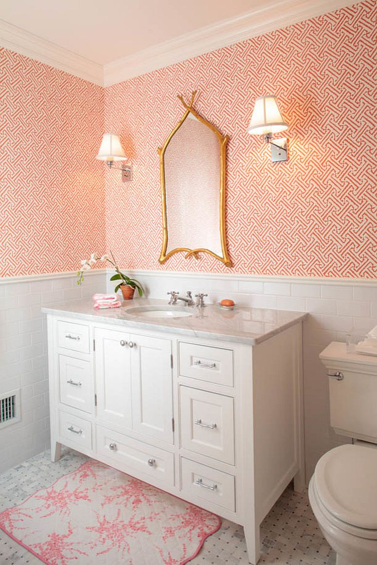 1567801487 260 3 styles to give the tiny powder room a spacious look 30 fab ideas - 3 Styles to Give the Tiny Powder Room a Spacious Look: 30 Fab Ideas