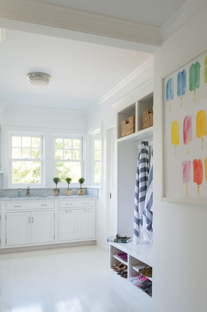 1568121740 210 25 inspiring mudroom ideas for every home and style - 25 Inspiring Mudroom Ideas For Every Home And Style