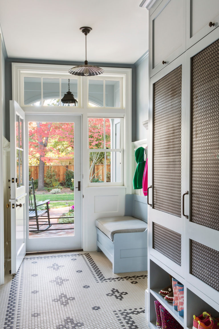 1568121740 305 25 inspiring mudroom ideas for every home and style - 25 Inspiring Mudroom Ideas For Every Home And Style