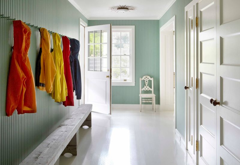 1568121740 520 25 inspiring mudroom ideas for every home and style - 25 Inspiring Mudroom Ideas For Every Home And Style