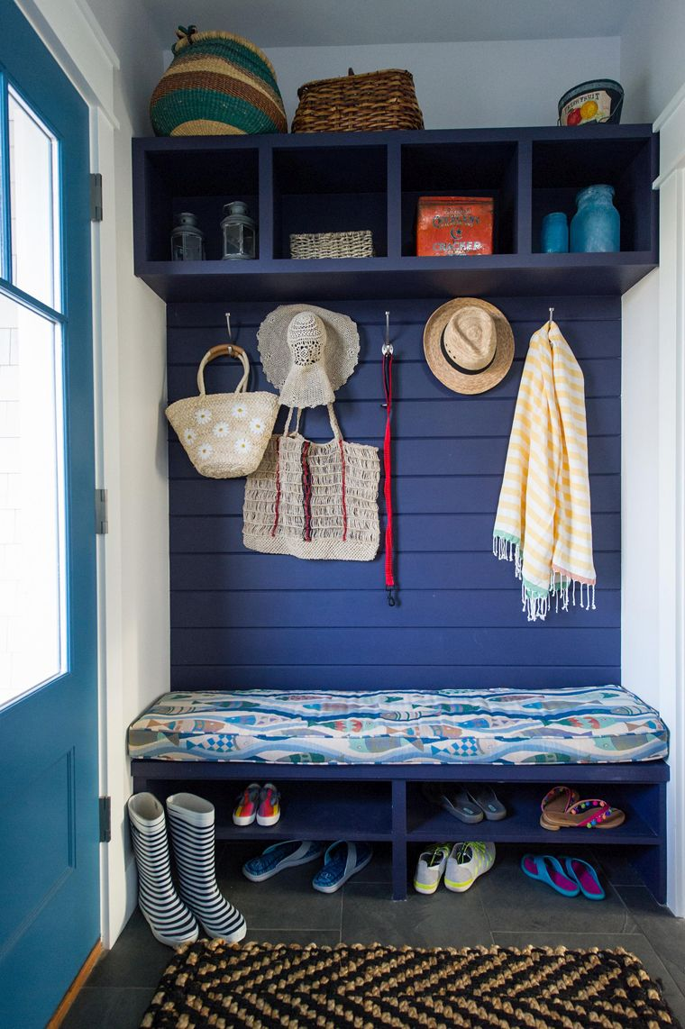 1568121740 617 25 inspiring mudroom ideas for every home and style - 25 Inspiring Mudroom Ideas For Every Home And Style