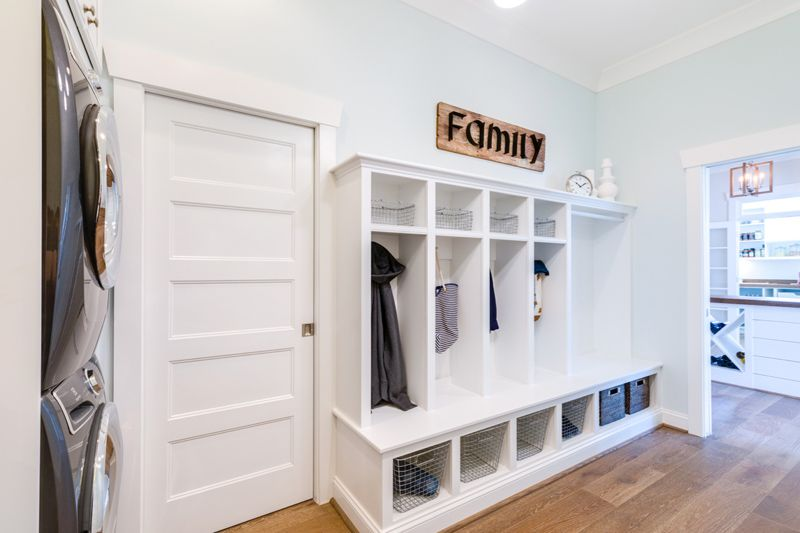 1568121740 721 25 inspiring mudroom ideas for every home and style - 25 Inspiring Mudroom Ideas For Every Home And Style