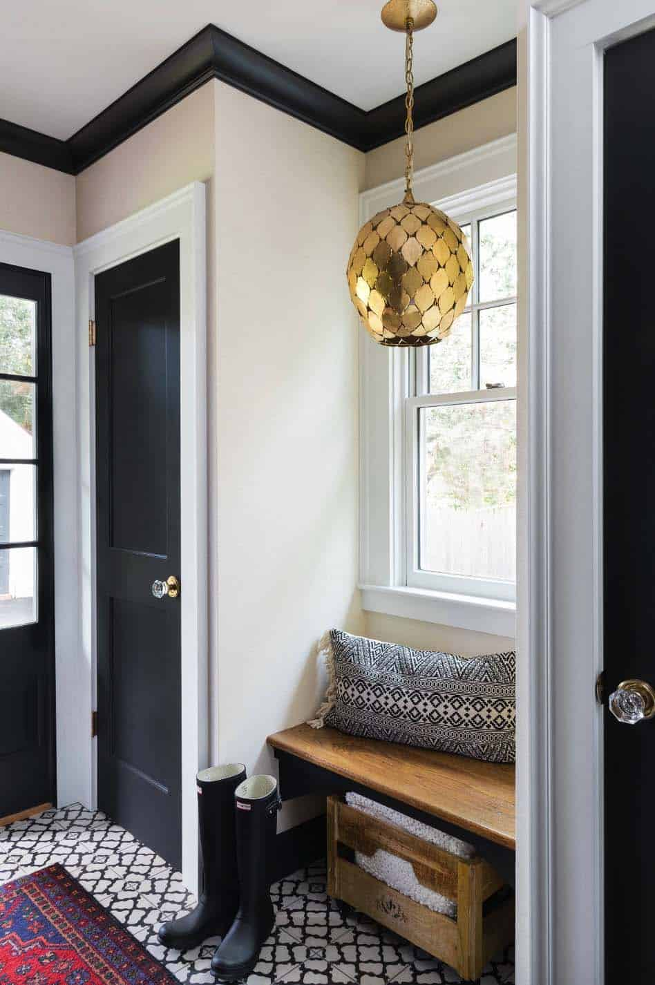 1568121741 963 25 inspiring mudroom ideas for every home and style - 25 Inspiring Mudroom Ideas For Every Home And Style