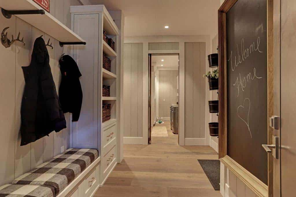 1568121745 923 25 inspiring mudroom ideas for every home and style - 25 Inspiring Mudroom Ideas For Every Home And Style