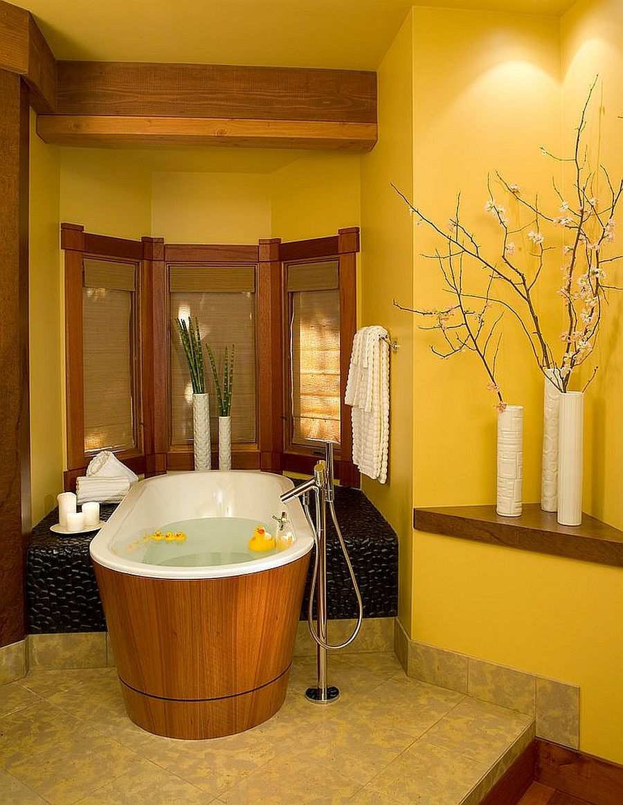 1568143288 337 25 fabulous bathrooms color trends for fall to try out - 25 Fabulous Bathrooms Color Trends for Fall to Try Out