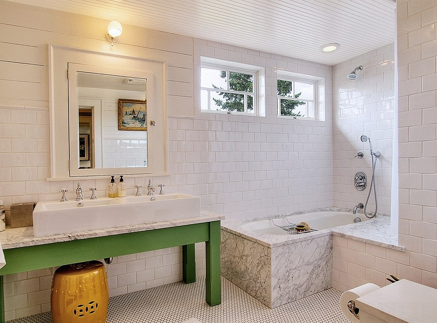 1568143288 501 25 fabulous bathrooms color trends for fall to try out - 25 Fabulous Bathrooms Color Trends for Fall to Try Out