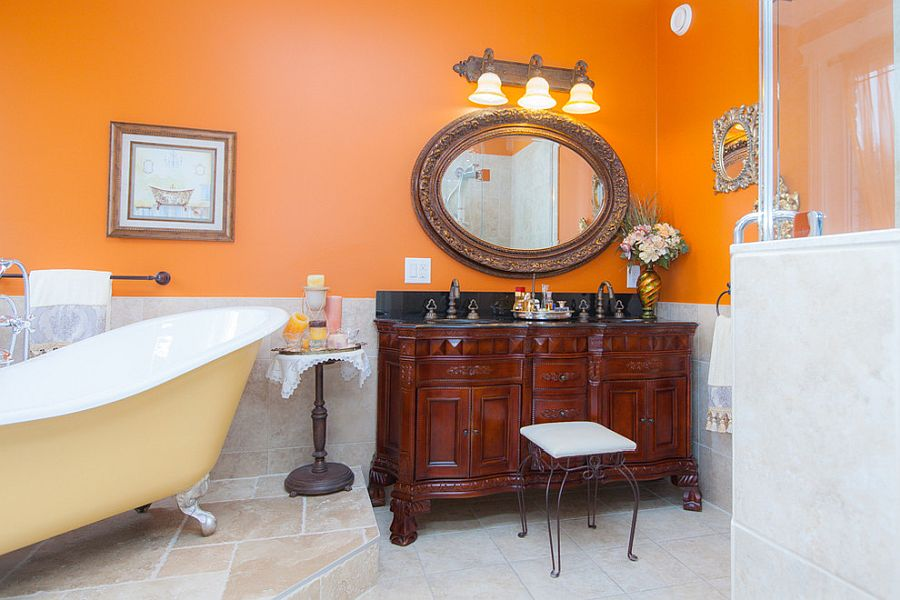 1568143288 628 25 fabulous bathrooms color trends for fall to try out - 25 Fabulous Bathrooms Color Trends for Fall to Try Out