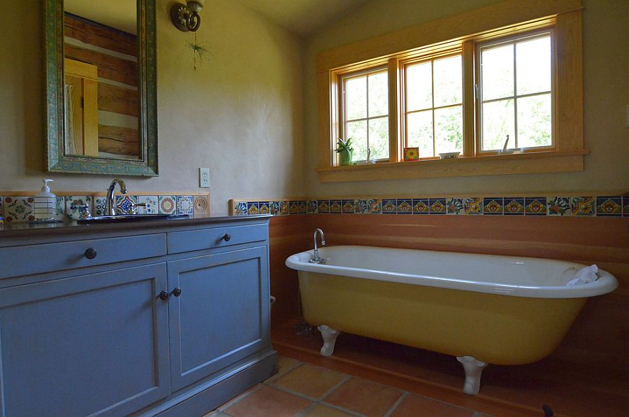 1568143288 820 25 fabulous bathrooms color trends for fall to try out - 25 Fabulous Bathrooms Color Trends for Fall to Try Out