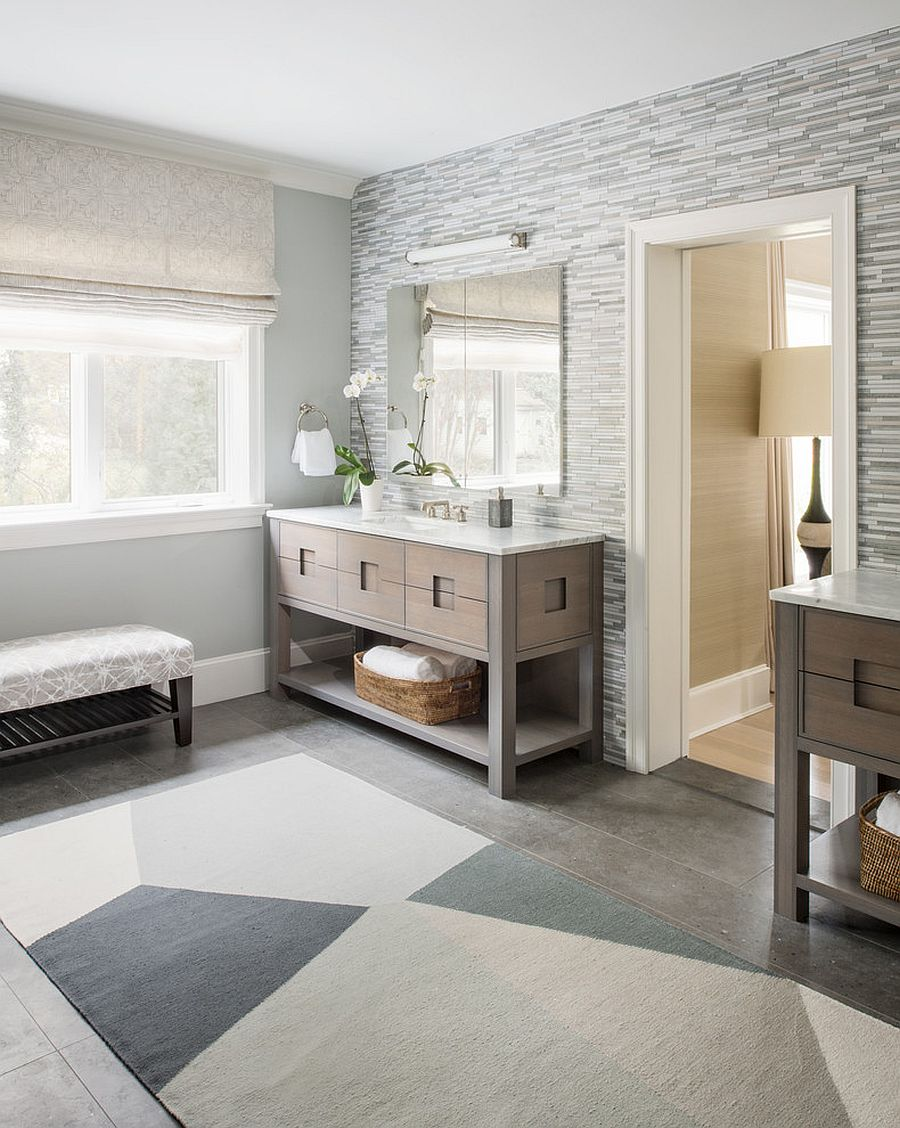 1568143293 29 25 fabulous bathrooms color trends for fall to try out - 25 Fabulous Bathrooms Color Trends for Fall to Try Out