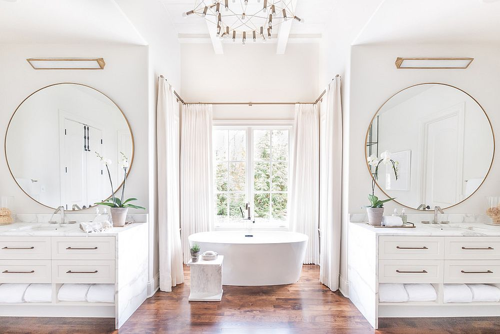 1568143293 437 25 fabulous bathrooms color trends for fall to try out - 25 Fabulous Bathrooms Color Trends for Fall to Try Out