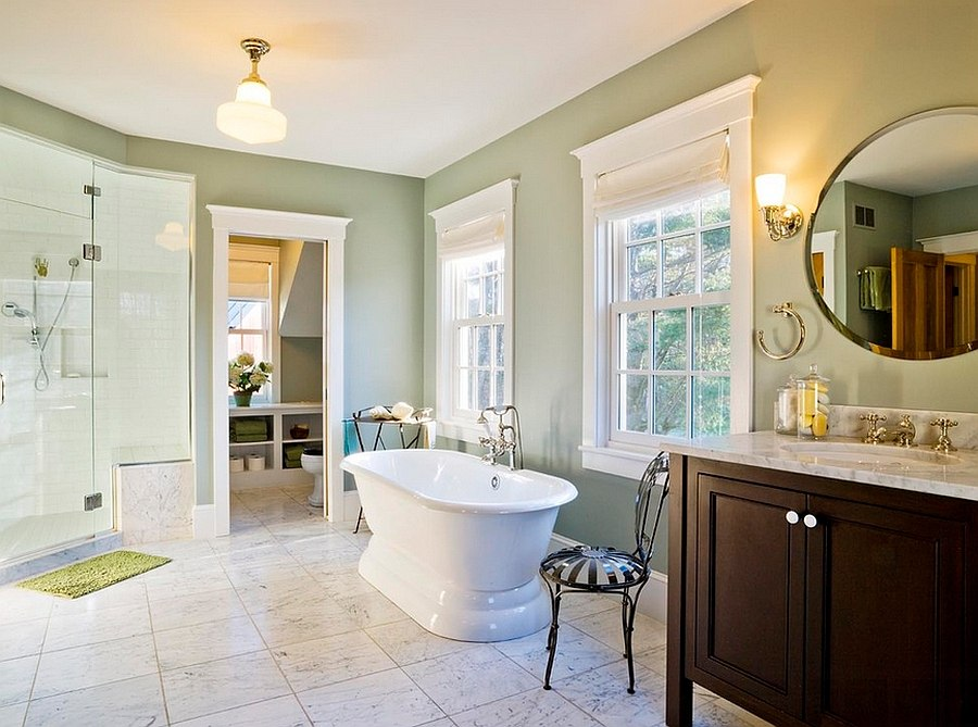 1568143293 551 25 fabulous bathrooms color trends for fall to try out - 25 Fabulous Bathrooms Color Trends for Fall to Try Out